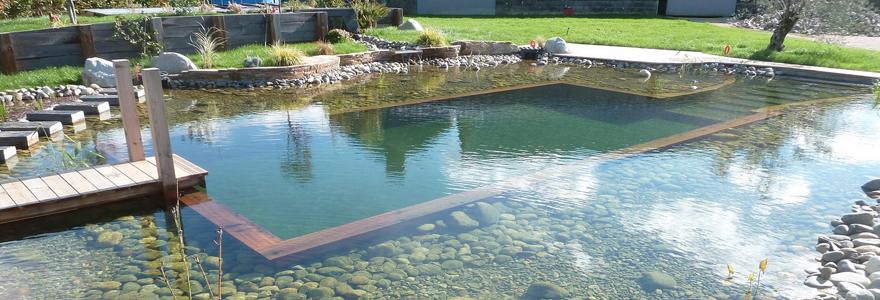 La piscine écolo