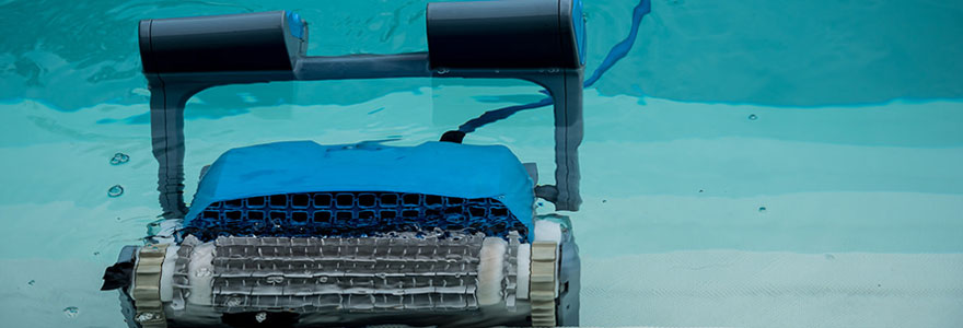 Choisir un robot de piscine électrique